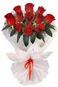 11 adet gül buketi  Adana internetten çiçek siparişi  kirmizi gül