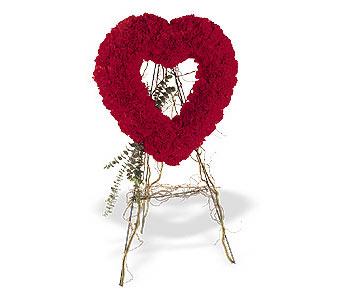 Adana internetten çiçek satışı  karanfillerden kalp pano