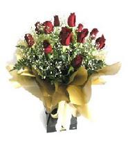 Adana internetten çiçek siparişi  11 adet kirmizi gül  buketi