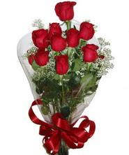 9 adet kaliteli kirmizi gül   Adana online çiçekçi , çiçek siparişi