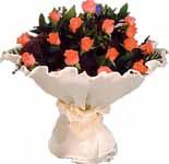 11 adet gonca gül buket   Adana çiçek gönderme sitemiz güvenlidir