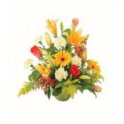 karisik renkli çiçekler tanzim   Adana çiçek gönderme sitemiz güvenlidir