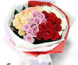 SEVENLERE ÖZEL 51 ADET GÜL  Adana internetten çiçek satışı