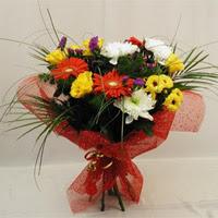 Adana hediye çiçek yolla  Karisik mevsim demeti