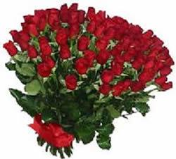 51 adet kirmizi gül buketi  Adana çiçekçiler