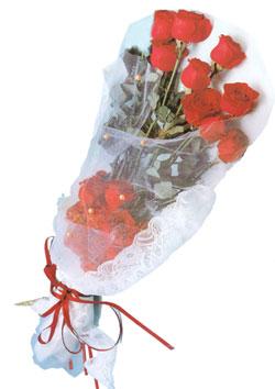 11 adet kirmizi güller buket tanzimi   Adana çiçek siparişi sitesi