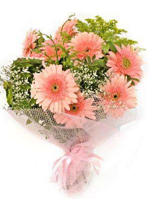 Adana çiçek satışı  11 adet gerbera çiçegi buketi