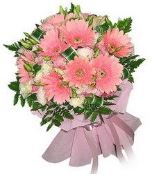 Adana cicekciler , cicek siparisi  Karisik mevsim çiçeklerinden demet