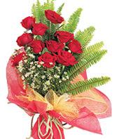 11 adet kaliteli görsel kirmizi gül  Adana çiçek satışı
