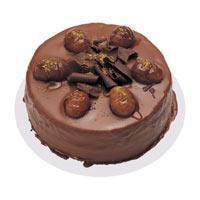 Kestaneli çikolatali yas pasta  Adana çiçek , çiçekçi , çiçekçilik