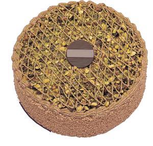 Krokanli 4 ile 6 kisilik yas pasta leziz  Adana çiçek gönderme