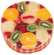 Meyvali 4 ile 6 kisilik yas pasta leziz  Adana hediye çiçek yolla