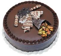 Çikolatali yas pasta 4 ile 6 kisilik  leziz  Adana çiçek mağazası , çiçekçi adresleri