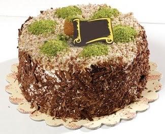 pasta gönderme 4 ile 6 kisilik çikolatali yas pasta  Adana çiçek satışı