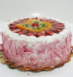 görsel pastacilar 4 ile 6 kisilik yas pasta karisik meyvali  Adana çiçek online çiçek siparişi