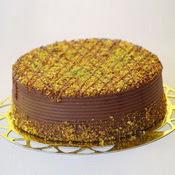 sanatsal pastaci 4 ile 6 kisilik krokan çikolatali yas pasta  Adana cicek , cicekci