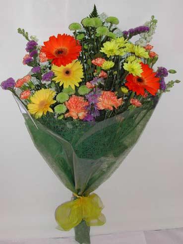 karisik kir çiçek buketi çiçek gönderimi  Adana cicekciler , cicek siparisi