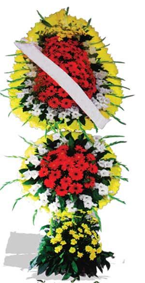 Dügün nikah açilis çiçekleri sepet modeli  Adana çiçek yolla