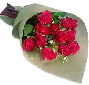Uluslararasi çiçek firmasi 11 adet gül yolla  Adana çiçek mağazası , çiçekçi adresleri