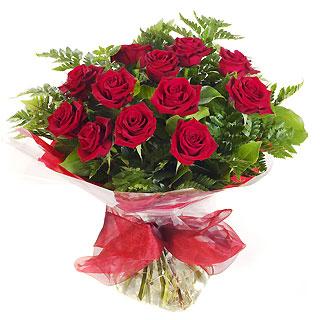 Ucuz Çiçek siparisi 11 kirmizi gül buketi  Adana çiçek online çiçek siparişi