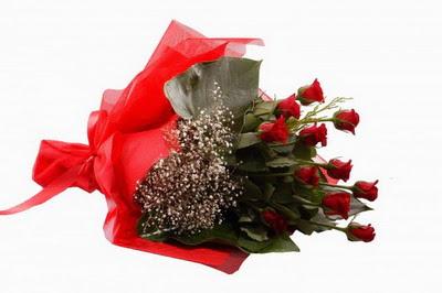 Adana çiçek siparişi sitesi  11 adet kirmizi gül buketi çiçekçi