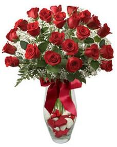 17 adet essiz kalitede kirmizi gül  Adana çiçek mağazası , çiçekçi adresleri