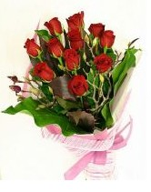 11 adet essiz kalitede kirmizi gül  Adana anneler günü çiçek yolla