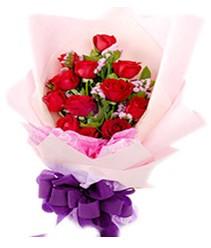 7 gülden kirmizi gül buketi sevenler alsin  Adana çiçek gönderme sitemiz güvenlidir