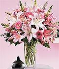 Adana çiçek yolla , çiçek gönder , çiçekçi   Kazablanka biçme vazoda
