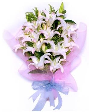 5 dal kazablankadan muhteşem buket  Adana hediye çiçek yolla