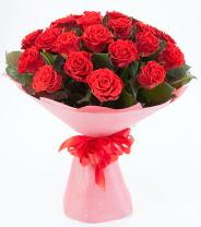 12 adet kırmızı gül buketi  Adana çiçek siparişi sitesi