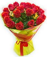 19 Adet kırmızı gül buketi  Adana çiçek siparişi vermek