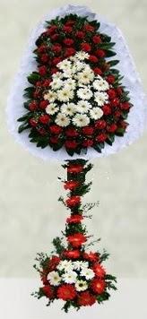 Adana internetten çiçek satışı  çift katlı düğün açılış çiçeği