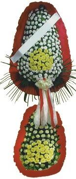 Çift katlı düğün açılış çiçeği  Adana çiçek servisi , çiçekçi adresleri