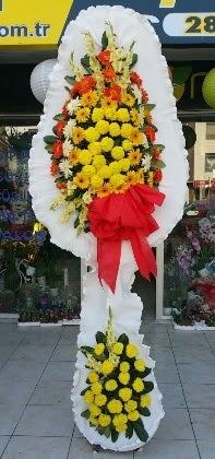 Çift katlı düğün nikah açılış çiçeği  Adana güvenli kaliteli hızlı çiçek