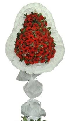 Tek katlı düğün nikah açılış çiçek modeli  Adana cicekciler , cicek siparisi