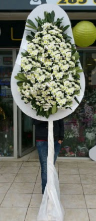 Tek katlı düğün nikah açılış çiçekleri  Adana çiçek gönderme