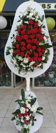 2 katlı nikah çiçeği düğün çiçeği  Adana çiçek gönderme