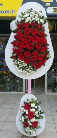 Çift katlı düğün nikah işyeri açılış çiçeği  Adana İnternetten çiçek siparişi