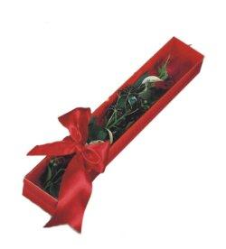 Adana çiçek online çiçek siparişi  tek kutu gül sade ve sik
