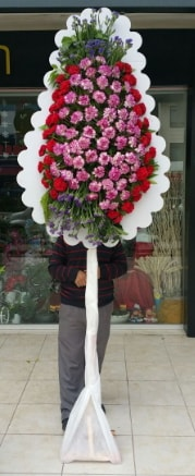 Tekli düğün nikah açılış çiçek modeli  Adana çiçek satışı