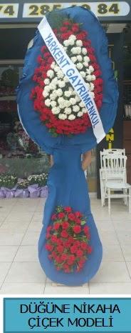 Düğüne nikaha çiçek modeli  Adana çiçek satışı