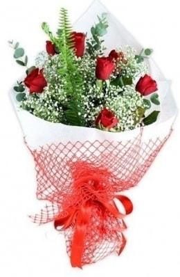 7 adet gülden kız arkadaşıma çiçek  Adana çiçekçi telefonları