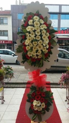 Çift katlı düğün açılış çiçeği  Adana çiçek satışı
