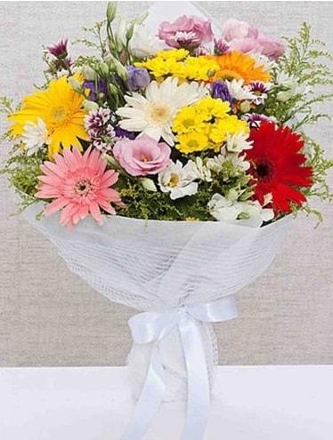 Karışık Mevsim Buketleri  Adana ucuz çiçek gönder
