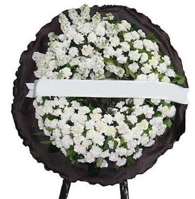 Cenaze çelengi çiçeği modelleri  Adana internetten çiçek satışı