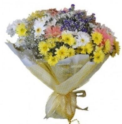 Karışık mevsim çiçeği  Adana çiçek satışı