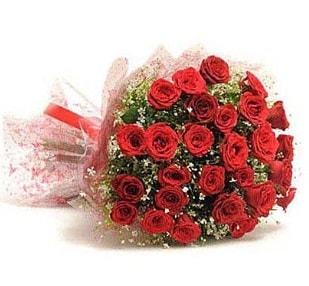 27 Adet kırmızı gül buketi  Adana ucuz çiçek gönder