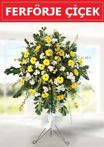 Ferförje çiçeği modeli  Adana çiçek gönderme sitemiz güvenlidir