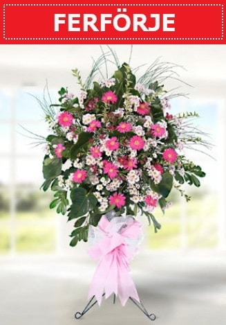 Ferförje düğün nikah açılış çiçeği  Adana çiçek yolla